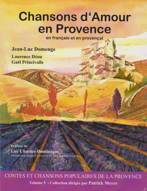 Chansons d'Amour en Provence