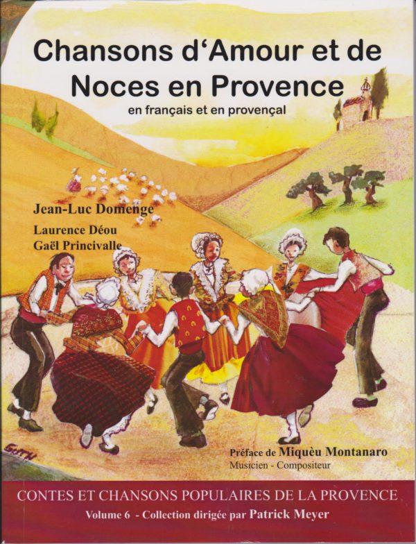 Chansons d'Amour et de Noces en Provence