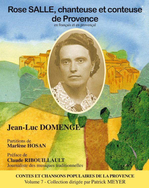 Rose SALLE, chanteuse et conteuse de Provence