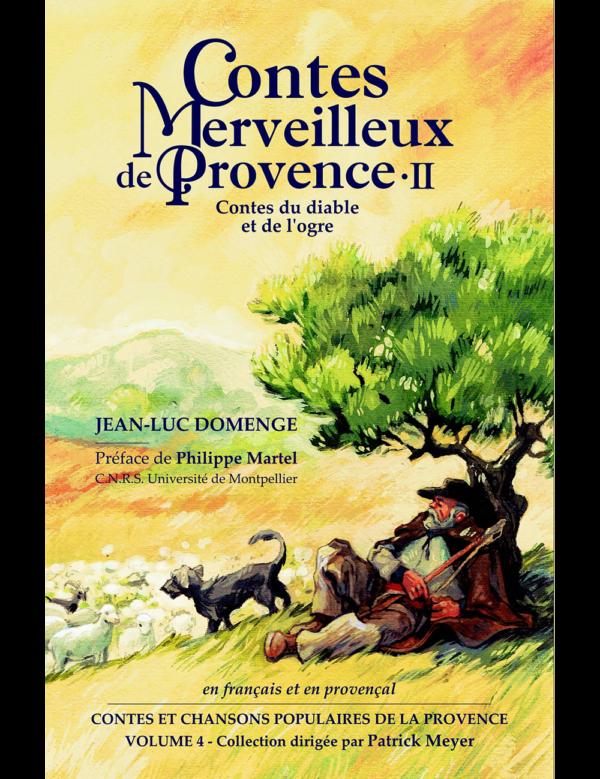 Contes merveilleux de Provence II, Contes du diable et de l'ogre